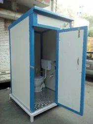 Sintex Prefabricated Mobile Toilet