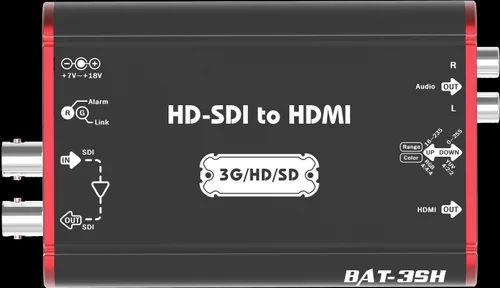 HD-SDI to HDMI Converter