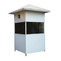 Booth Security Cabins