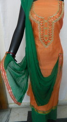 Aaditri Aari Work Designer Suit