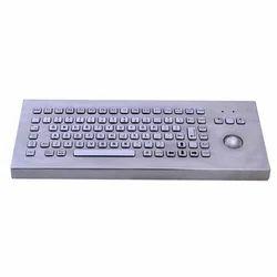 Trackball Keyboard