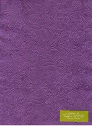 Non Metallic Embossed Handmade  paper
