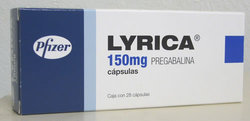 Lyrica 150mg Capsule (75mg also available)
