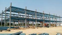 Pre Engineered Steel Structure