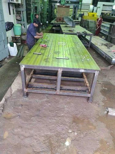 Double Column CNC VMC Machine Job Work