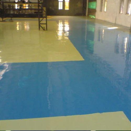 Epoxy Flooring Coating Industrial Epoxy Floor Coatings