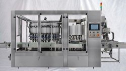 HDPE Bottle Filling Machine