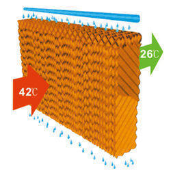 Cellulose Cooling Pads