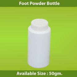 Foot Powder Bottle