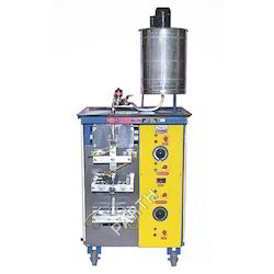 Single Head Free Flow Liquid Pouch Packing Machine