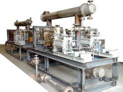Steam Jet Rota Ejector System for chem and pharma