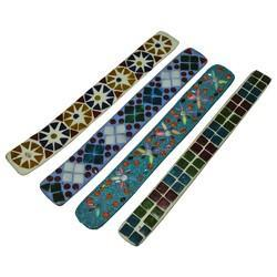Wooden Incense Patti With Mosaic Work