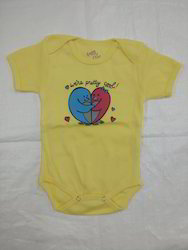 Cotton Custom Baby Clothes