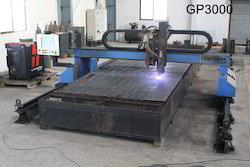 Heavy Duty CNC Gas Plasma Cutting Machine