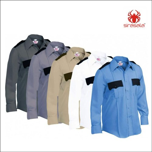 e3bac5e36 Security Uniforms - Security Guards Shirt Manufacturer from Hyderabad