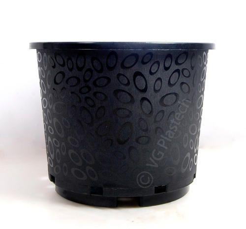 Plastic Decorative Flower Pot