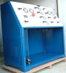 High Pressure Gas Control Panel