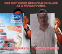 One Way Vision Printing Services