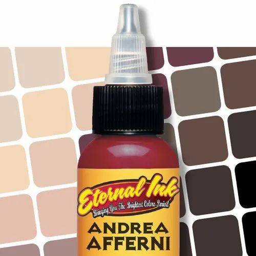 Tattoo Inks - Eternal Colors Exporter from New Delhi