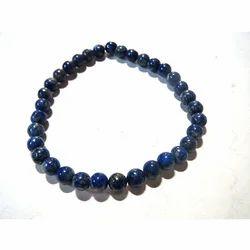Lapis Lazuli Gemstone Beads Bracelet