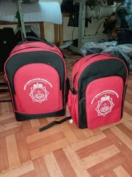 Customised school backpack- small size & bigger size