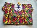 Indian Kutch Embroidered Blouse - Navratri Wear Blouse - Gujarati Blouse - Gift