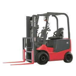 Nichiyu 1 To 2.5 Ton Battery Operated Forklift