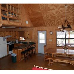 Dining Bunk House