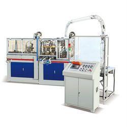 Automatic Paper Glass Making Machine