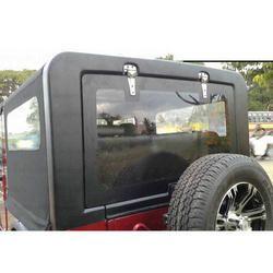 Jeep Back Door