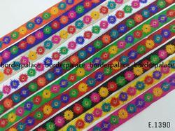 Exclusive Embroidery Lace E1390