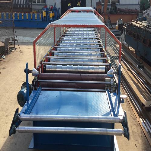 Corrugate Roof Tile Making Machine