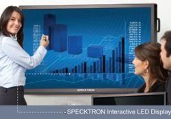 Specktron Interactive Flat Panel