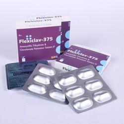 Amoxycillin & Clavulanic Acid Potassium Tablet