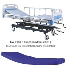 Five Function Manual Cot