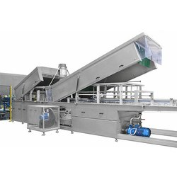 Pallet Washing Conveyor