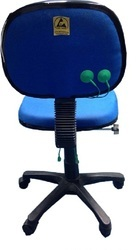 PU Star Base ESD Chair Without Arms