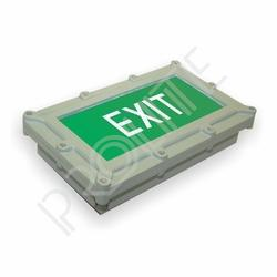 Flame Proof Exit / Egress Lights