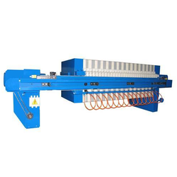 Filter Press In Wastewater Treatment