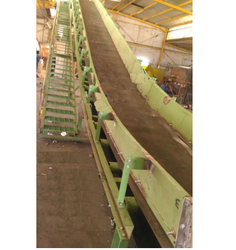 Pulper Feeder Belt Conveyor