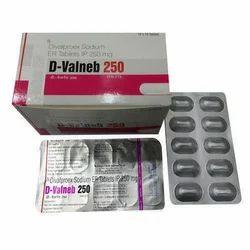 Neuro Biotec D Valneb 250 Tablets, 101mg-250mg