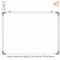 RKS Non Magnetic White Marker Board