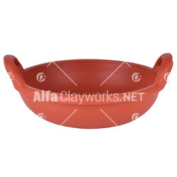 Clay Deep Frying Pan / Tawa