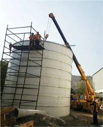 Modular Rain Water Tank