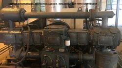 Hitachi and Kirloskar Air Compressor Spares