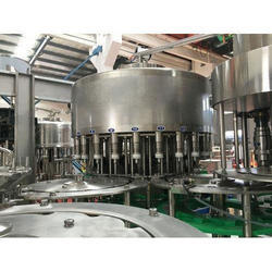 Multipurpose Monoblock Filling Machine