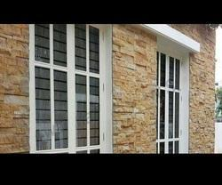 Outdoor tile exterior wall cladding manufacturer from jaipur for Exterior wall designs indian houses