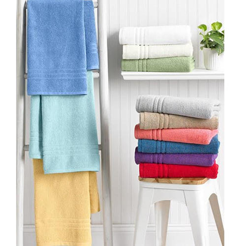 cotton quick dry terry bath towel