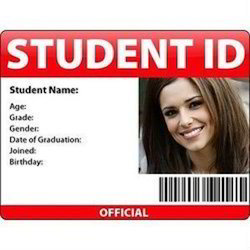 id card student id card manufacturer from new delhi