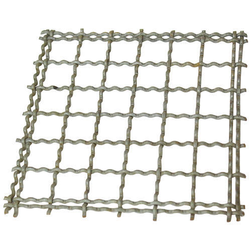 Crimped Wire Meshes - Crimped Wire Mesh Manufacturer from Thane